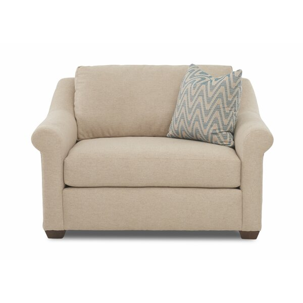 Bullock Loveseat by Rosecliff Heights