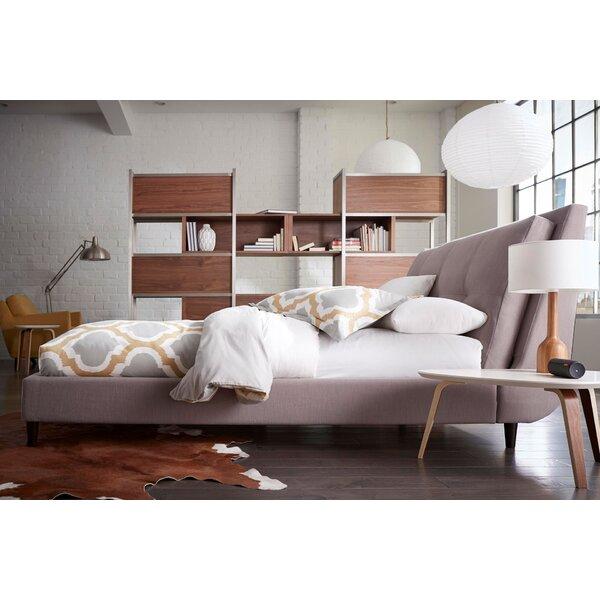 Rodger Upholstered Platform Bed by Corrigan Studio