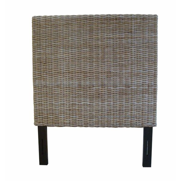 Burchell Panel Headboard by Gracie Oaks