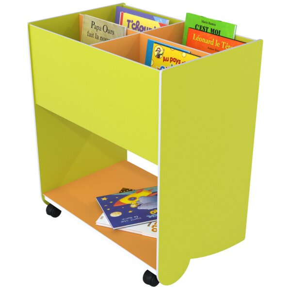 Book Cart by Paperflow