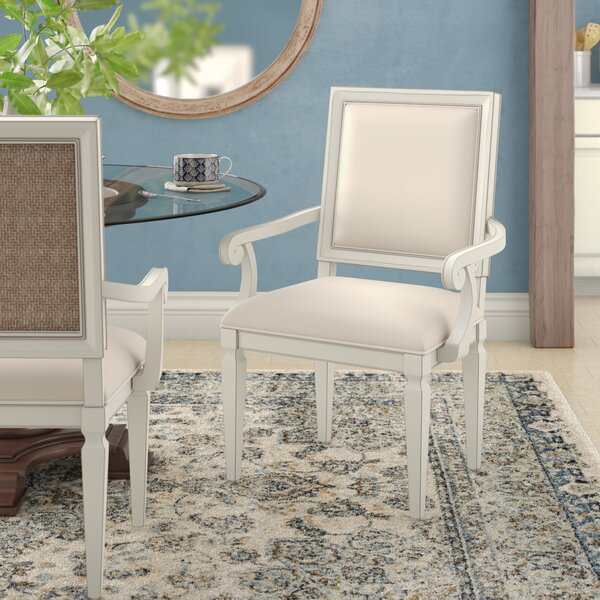 Payton Upholstered Dining Chair (Set of 2) by Canora Grey