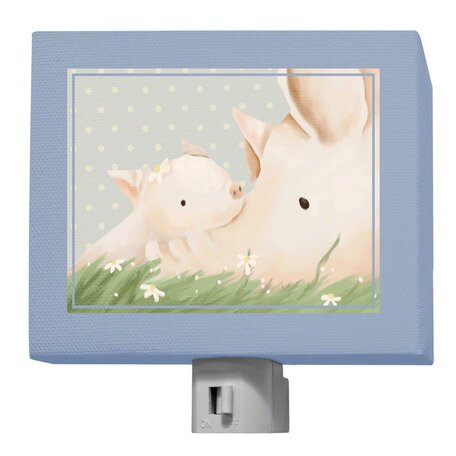 Turner and Kelly Night Light by Oopsy Daisy