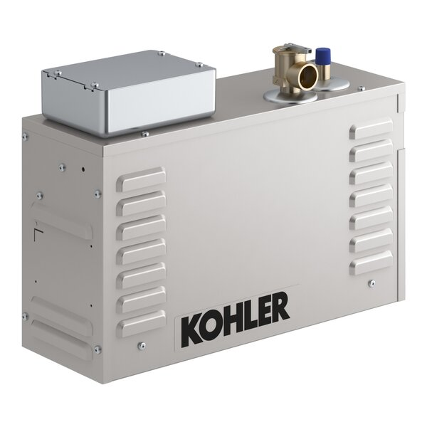 Invigoration™ Series 9kW Steam Generator by Kohler