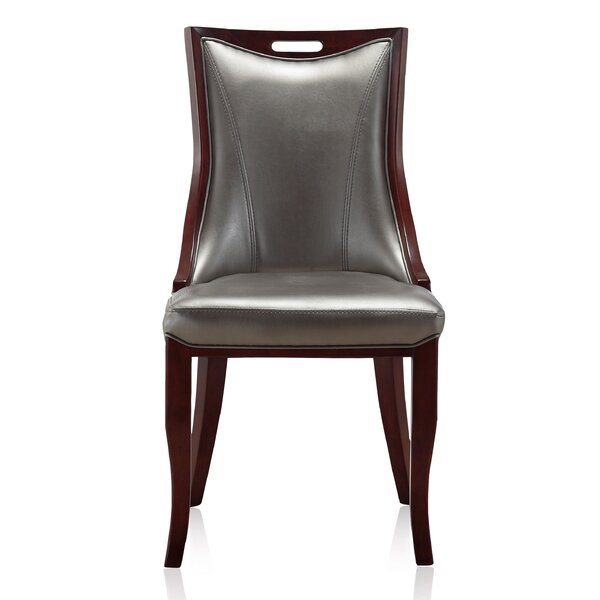 #2 Crawfordville Upholstered Dining Chair (Set Of 2) By Astoria Grand Design