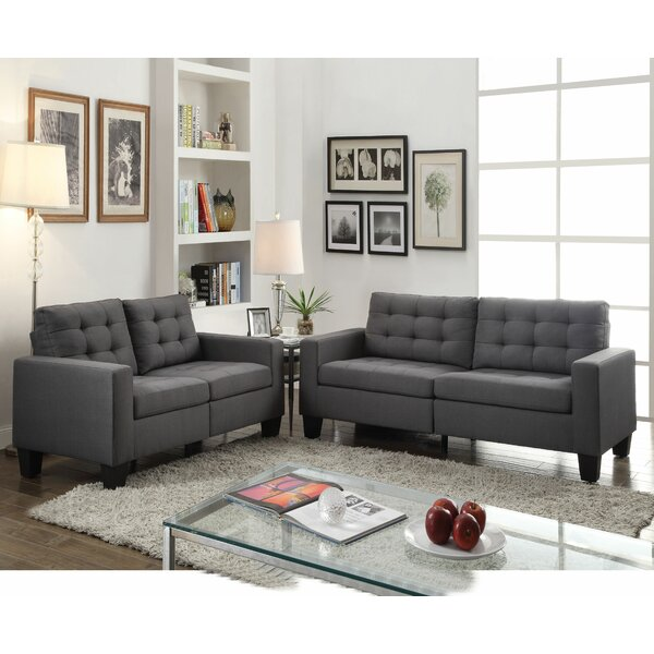 Dulcie Configurable Living Room Set by Latitude Run