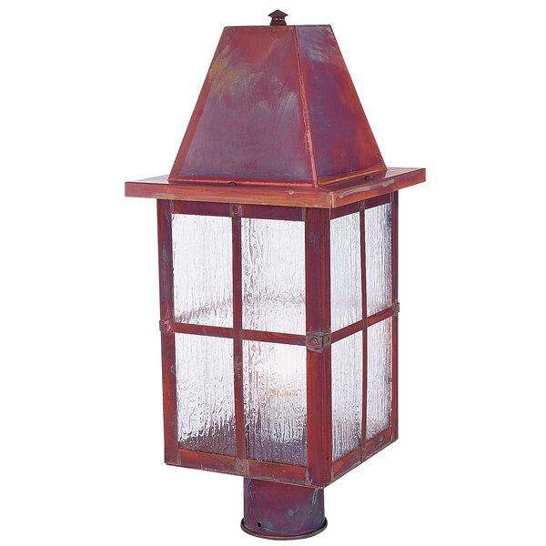 Hartford 1-Light Lantern Head by Arroyo Craftsman