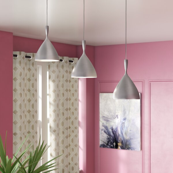 Celise 3-Light Cluster Pendant by Willa Arlo Interiors