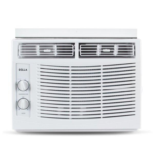 5,000 BTU Energy Star Window Air Conditioner with