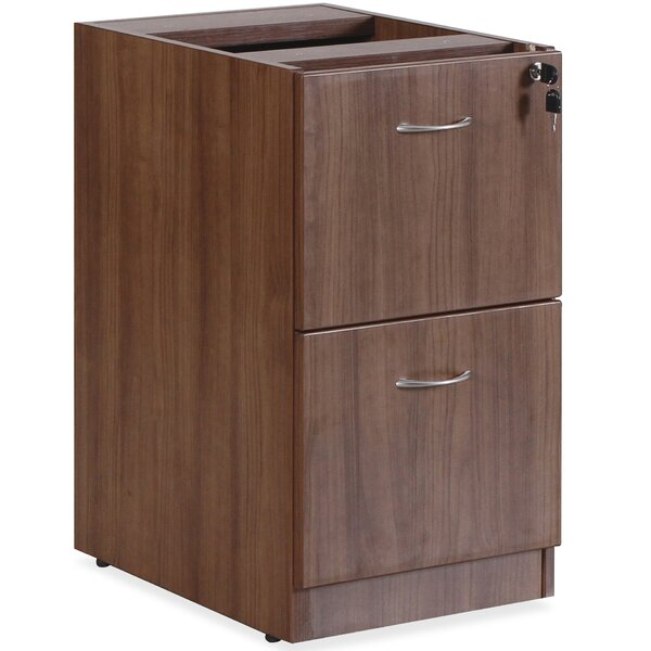 Essentials Series 2-Drawer Vertical Filing Cabinet by Lorell