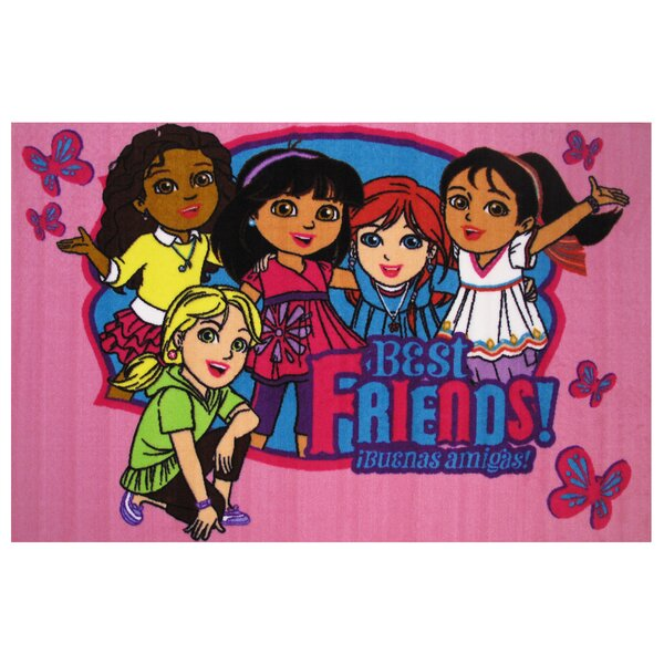 Dora Best Friends Area Rug by Fun Rugs