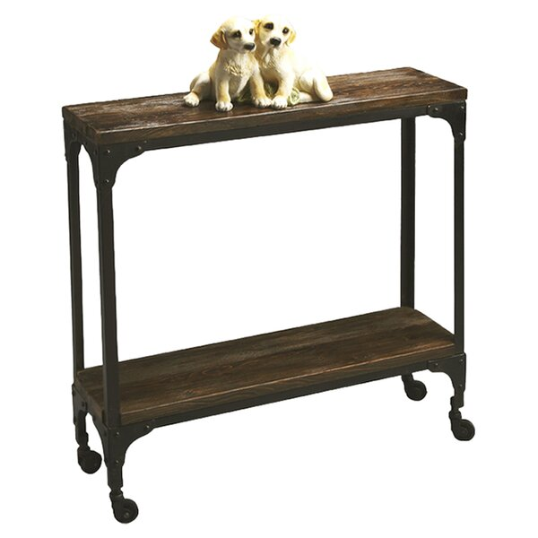 Mountain Lodge Console Table by Butler