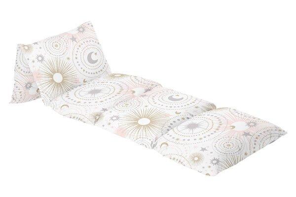 Celestial Floor Pillow Lounger Cover By Sweet Jojo Designs.
