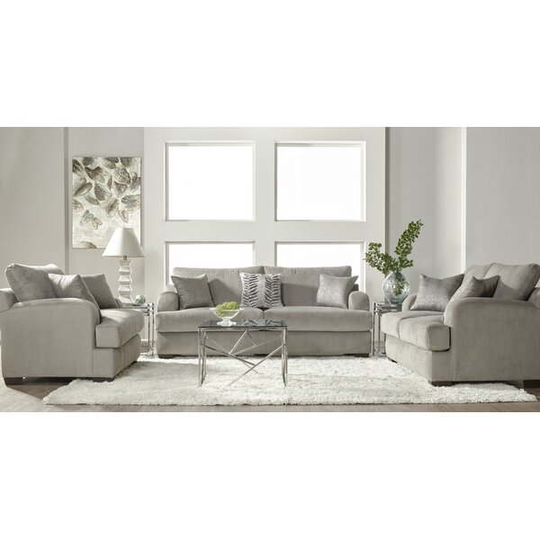 Handler Configurable Living Room Set by Alcott Hill