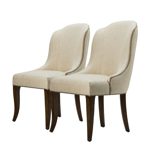 Ponder Side Chair (Set of 2) by Canora Grey