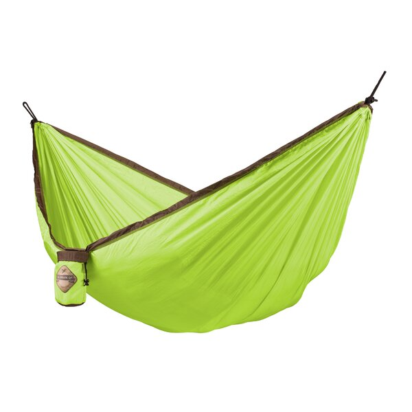 Colibri Single Travel Nylon Camping Hammock by LA SIESTA