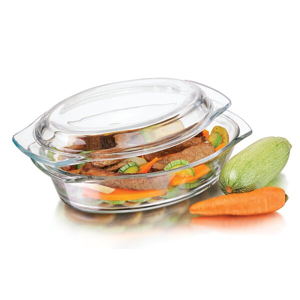 Oval Casserole by Libbey
