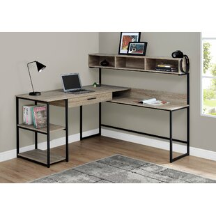 Buying Hankins L-Shape Computer Desk ByWrought Studio