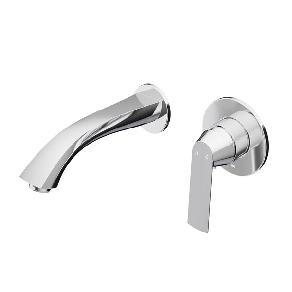 Aldous Wall Mount Bathroom Faucet by VIGO