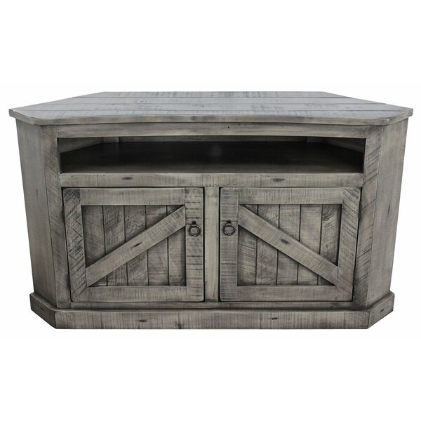 Rustic Corner 57 TV Stand by American Heartland