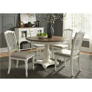 Cambrai 5 Piece Extendable Dining Set By Lark Manor