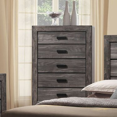 Willer 5 Drawer Chest by Union Rustic