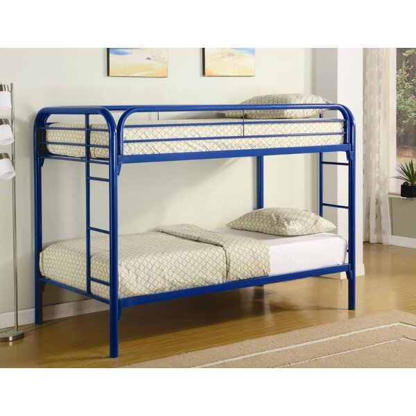 Framington Twin over Twin Bunk Bed by Wildon Home®