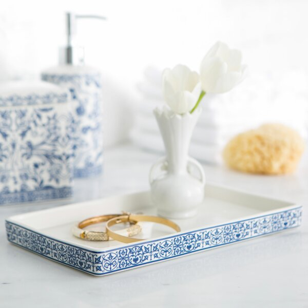 Marble  Bathroom Accessory Tray by Birch Lane™