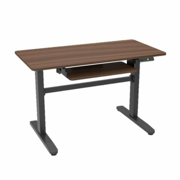 Cambon Power Lift Assist Desktop Height Adjustable Standing Desk by Symple Stuff