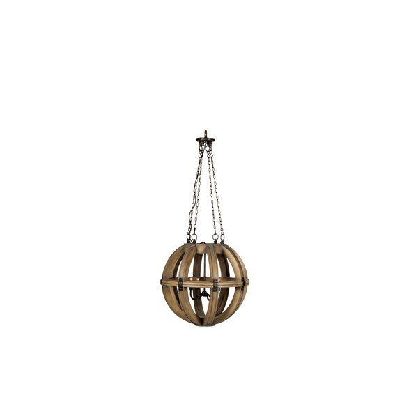 Nellcote Cambure Globe Chandelier by Sonder Living