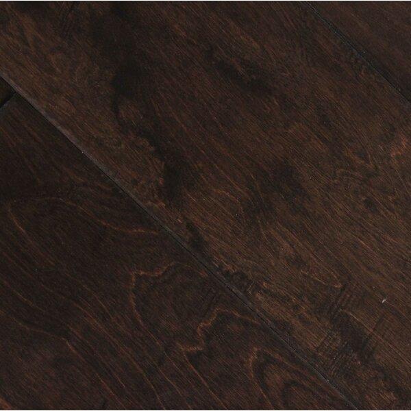 Ocean West 6-1/2 Engineered Birch Hardwood Flooring in Tilamonk by Wildon Home ®