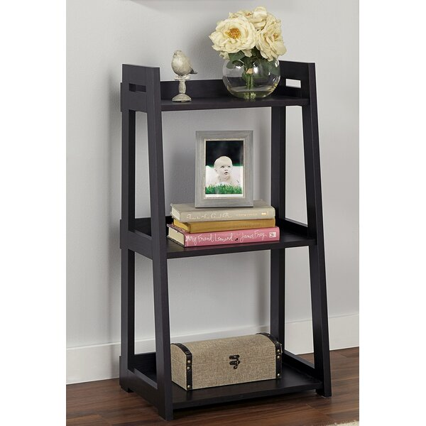 Narrow Ladder Bookcase By ClosetMaid Great price