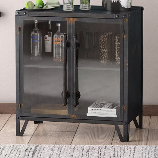 Paso Robles 2 Door Accent Cabinet by Trent Austin Design