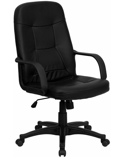 Krouse High-Back Executive Chair by Symple Stuff