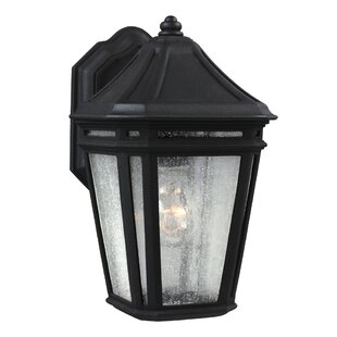 Bargain Maxine 1-Light Outdoor Wall Lantern By Darby Home Co