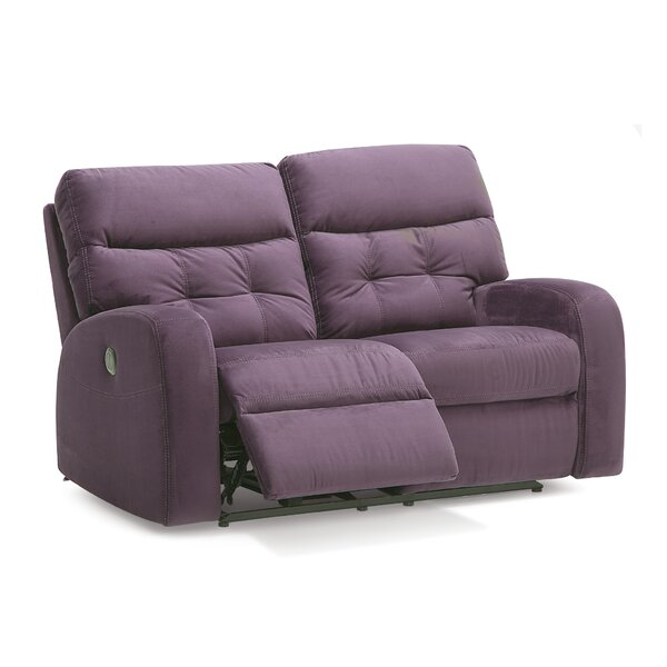 Suffolk Reclining Loveseat by Palliser Furniture