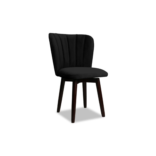 Patsy Upholstered Dining Chair by Ivy Bronx