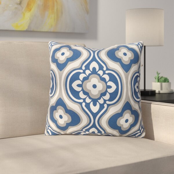 Murrin Cotton Throw Pillow by Ebern Designs