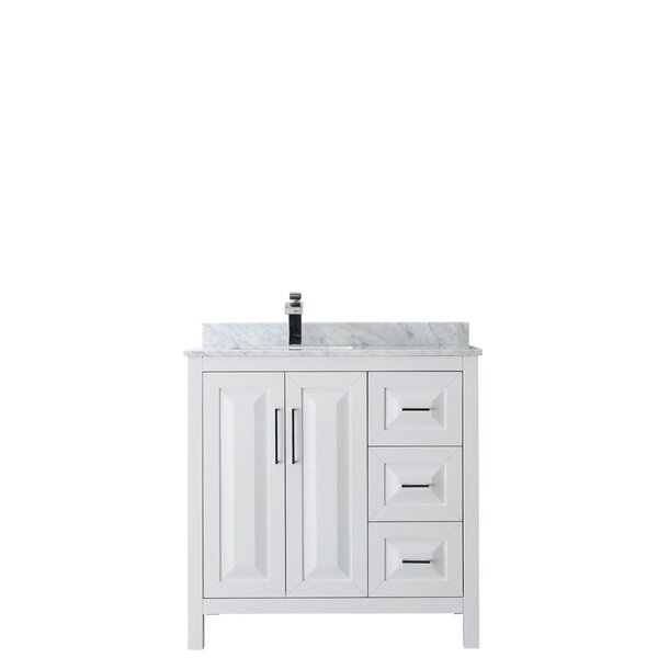 Daria 36 Single Bathroom Vanity Set by Wyndham CollectionDaria 36 Single Bathroom Vanity Set by Wyndham Collection