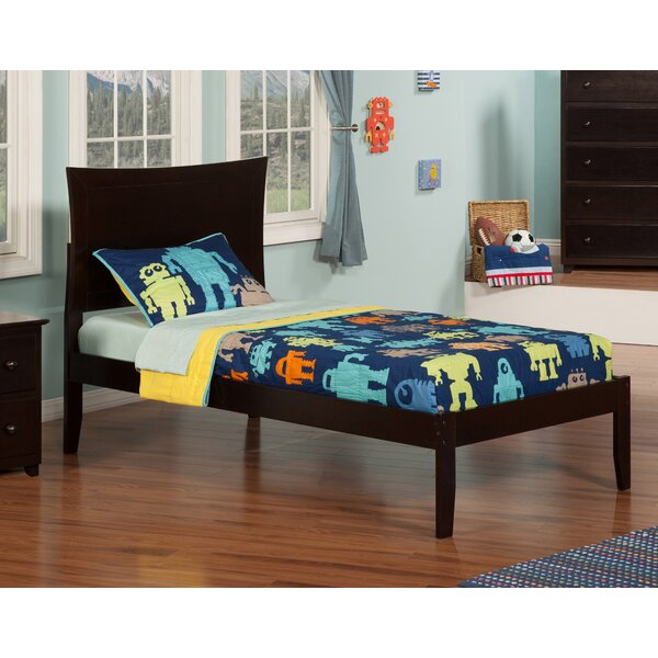 Maryanne Extra Long Twin Platform Bed by Viv + Rae