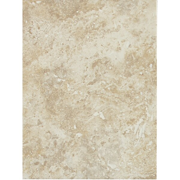 Cromwell 9 x 12 Ceramic Field Tile in Raffia by Itona Tile