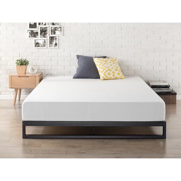 Hanley Heavy Duty Bed Frame [Alwyn Home - W003098780]