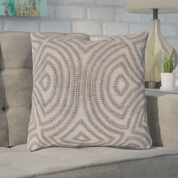 Taylor Linen Throw Pillow by Brayden Studio