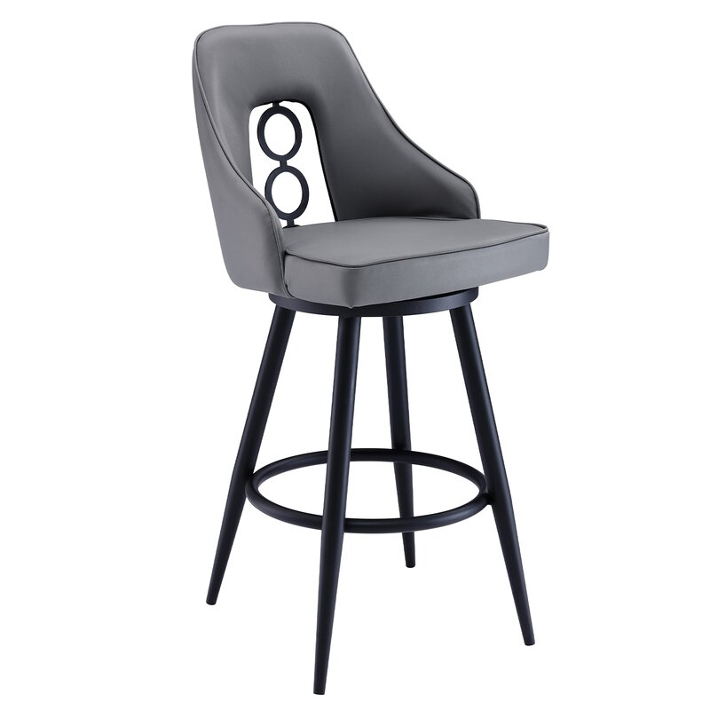 Annabel Bar Counter Swivel Stool