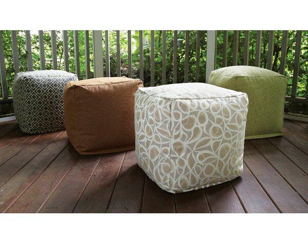 Spells Assorted Sunbrella Seat Cushion by Ebern Designs