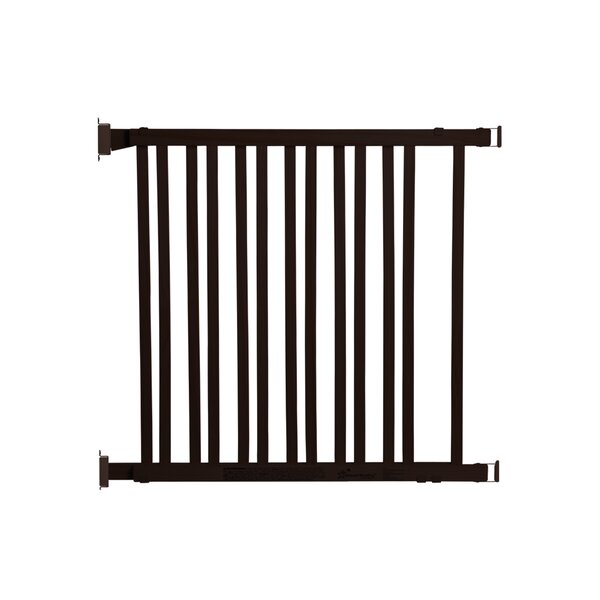 Dreambaby Wooden Expandable Gate Reviews Wayfair