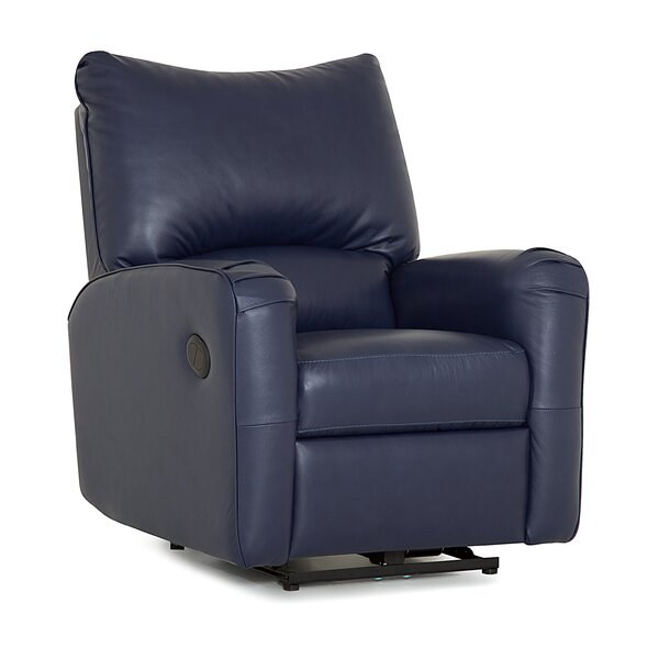 Colt Leather Power Rocker Recliner by Palliser Furniture