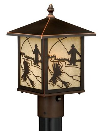 Pittview Outdoor 1-Light Lantern Head by Loon Peak
