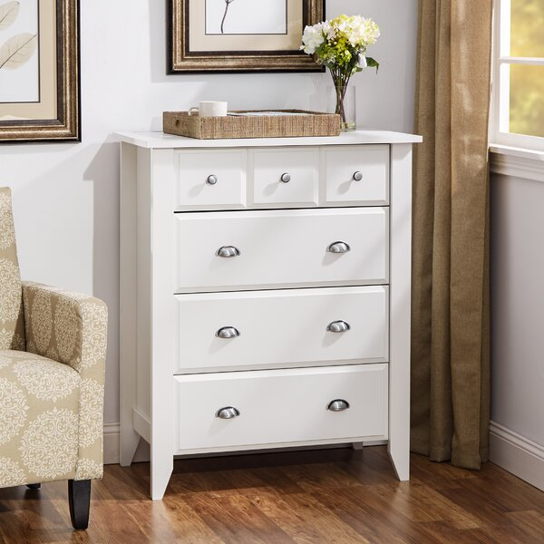 New Olney 4 Drawer Standard Chest By Three Posts Read Reviews