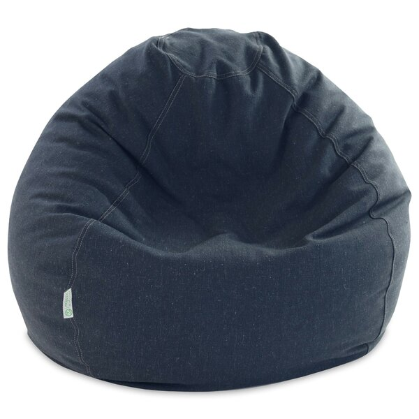 Edwards Standard Bean Bag Chair & Lounger By Willa Arlo Interiors