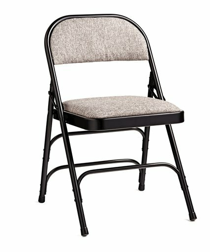 2900 Series Fabric Padded Folding Chair (Set of 4) by Samsonite Furniture